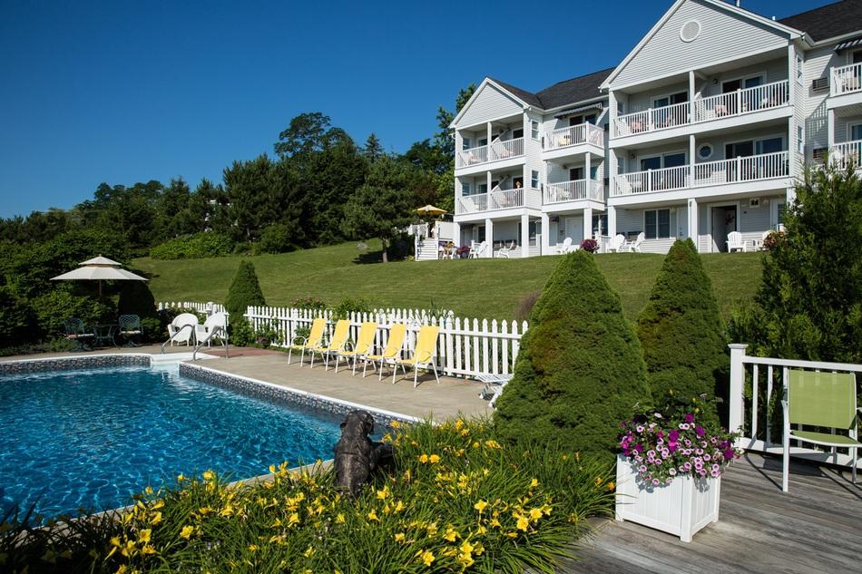 Strawberry Hill Rockport Camden Rockland Maine Motels